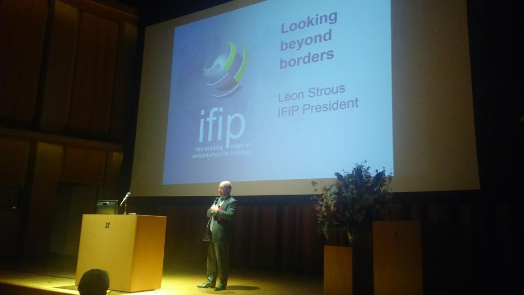 IFIP President