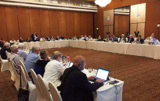 IFIP Global General Assembly held in Sri Lanka with Nearly 50 countries
