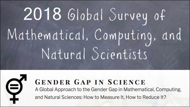 Participate in a Global Survey of Scientists