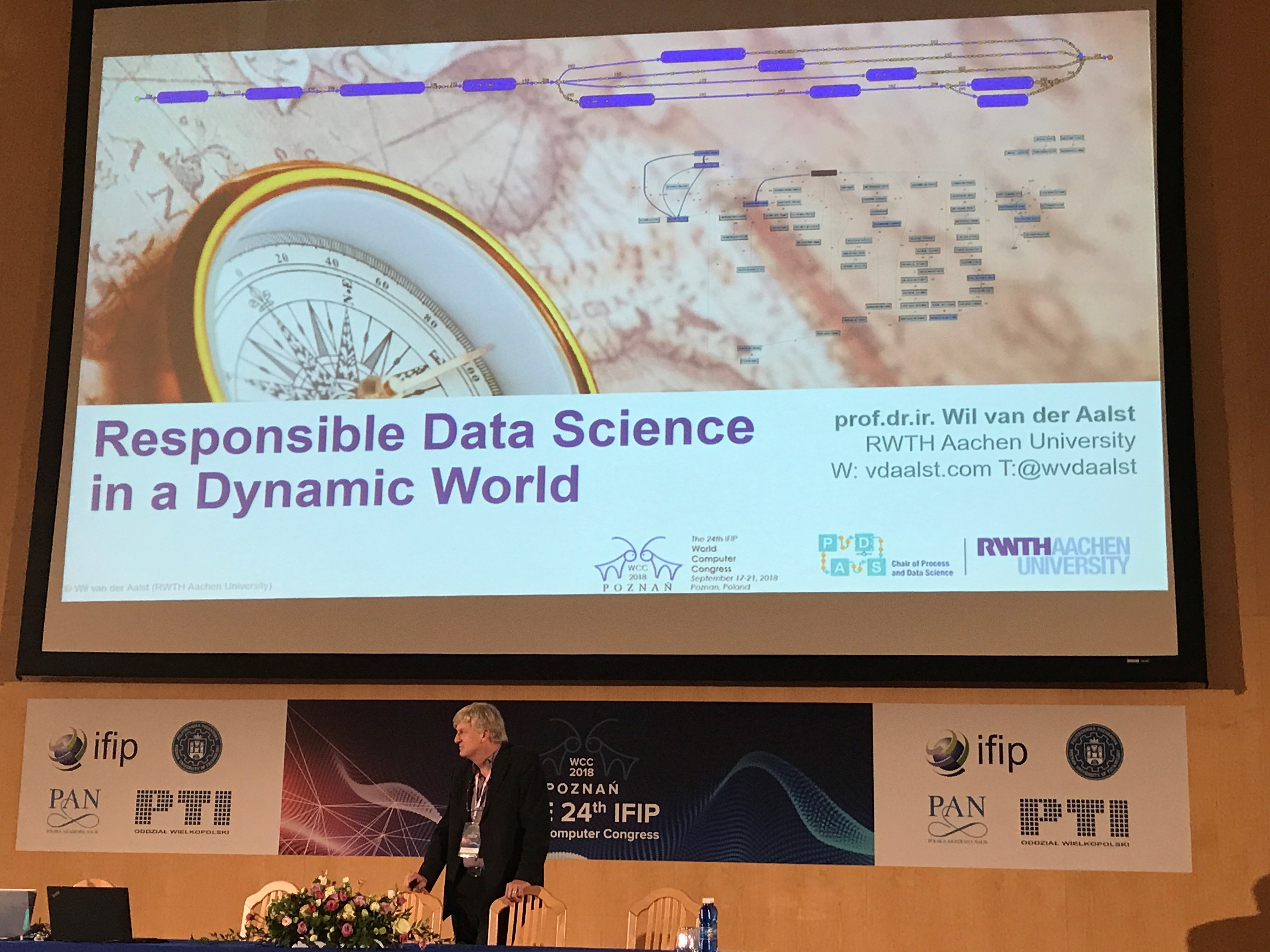 IFIP Shines in Poland