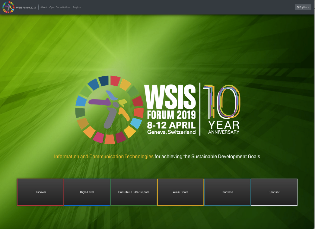IFIP Gears Up for WSIS Forum in April