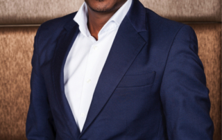 IITPSA President Thabo Mashegoane
